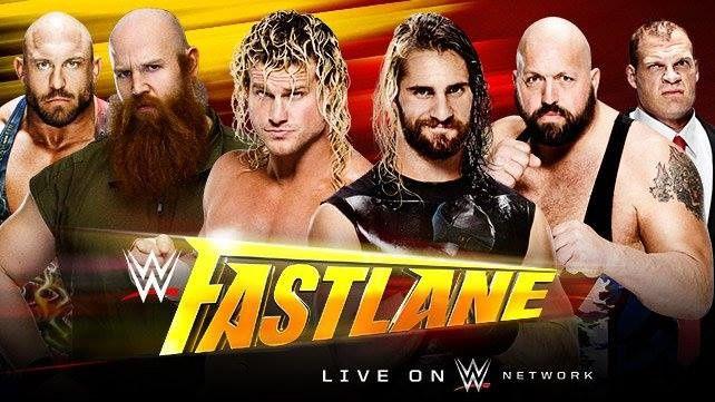 Le Diagnostic : WWE FastLane 2015