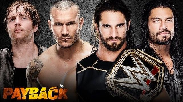 Le Diagnostic: WWE Payback 2015