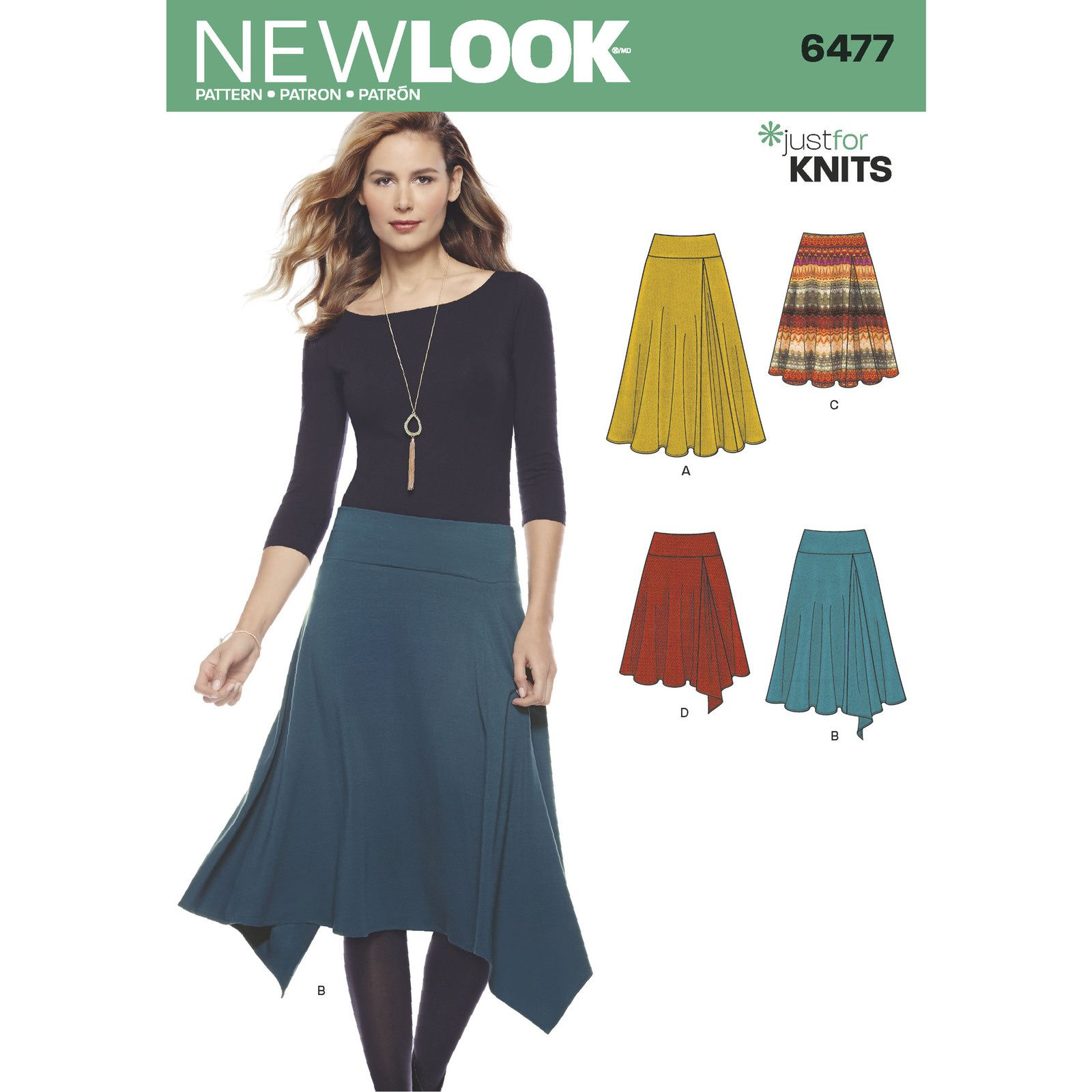 New Look 6477