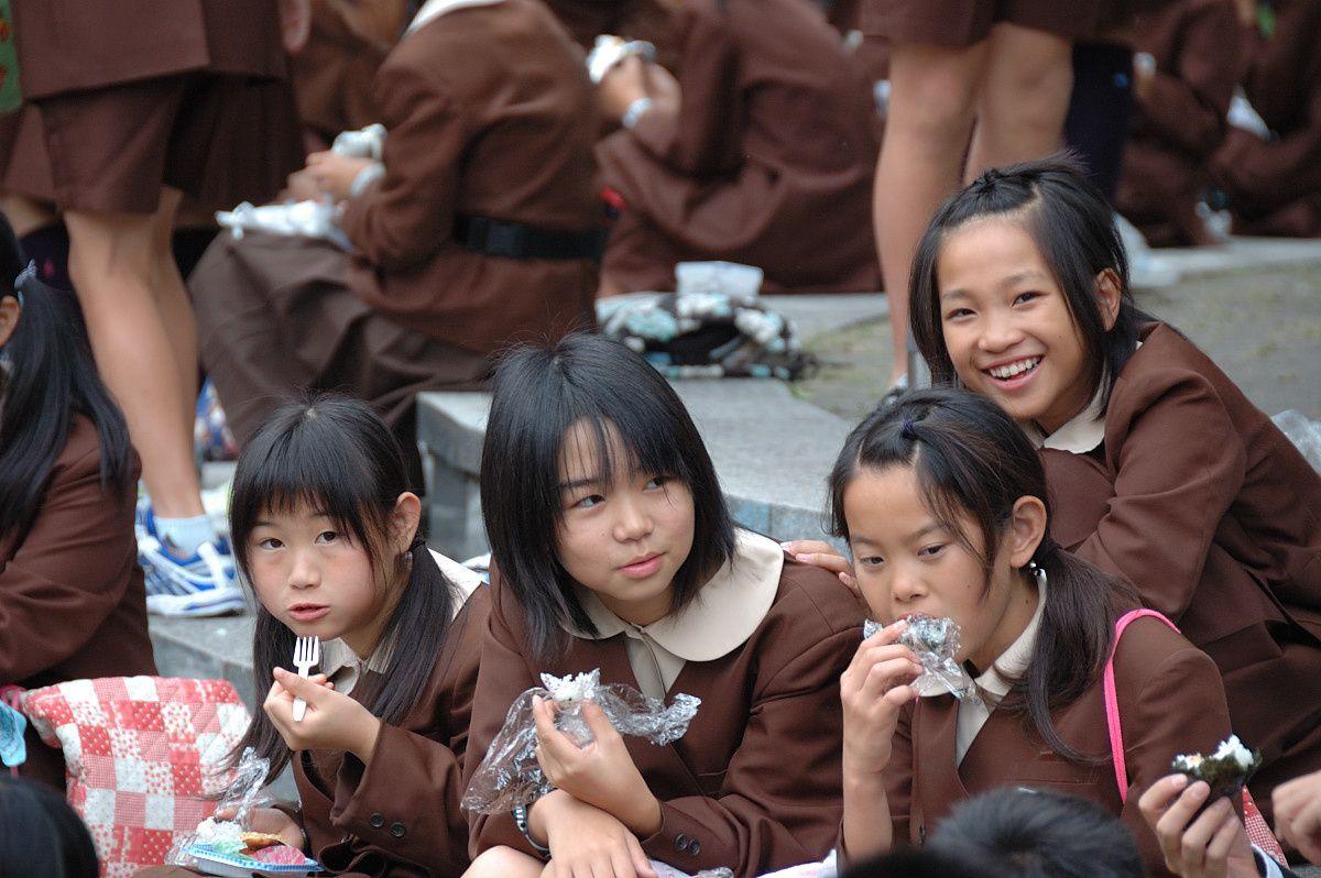 Tokyo, People - 2009