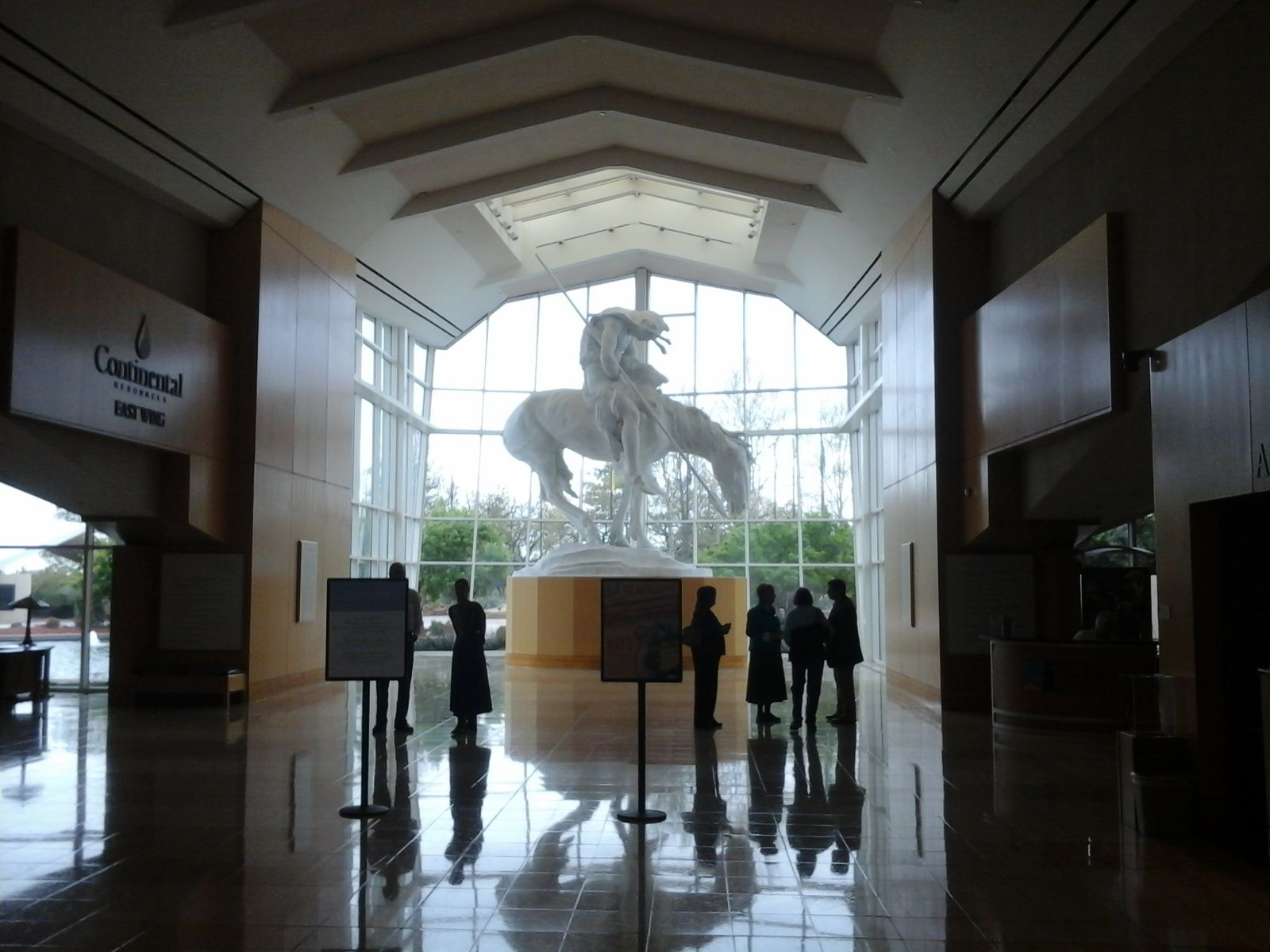 Day 4 - part 2 : let's go to the national cowboy and western heritage museum ...