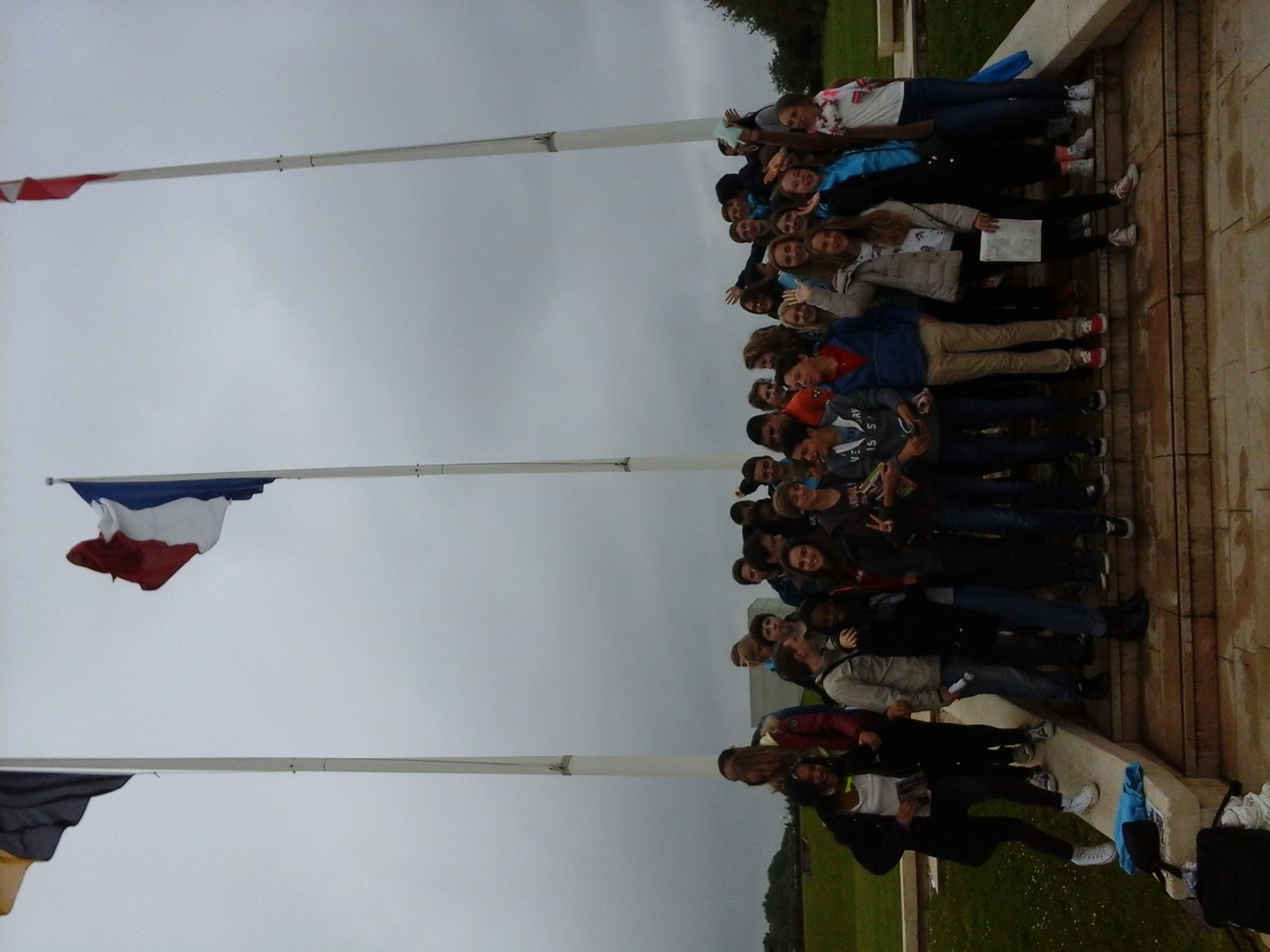 Trip to Normandy - Step 1 : Remembrance at Caen memorial