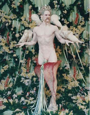 MATTHEW BARNEY Drawing Restraint 7 1993