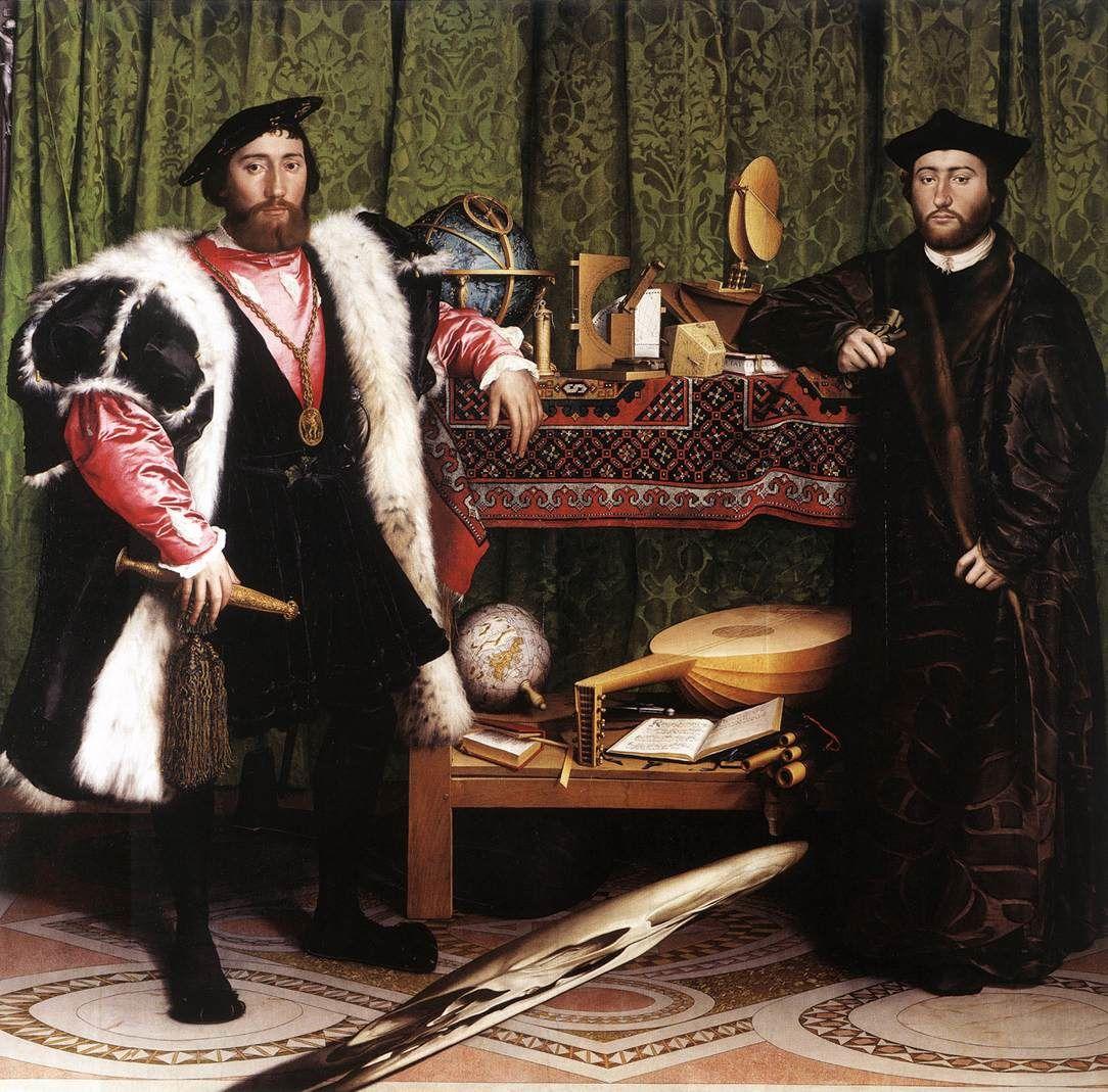 Les Ambassadeurs français à la cour d'Angleterre.