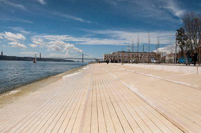 Lisboa - Ribeira das Naus -