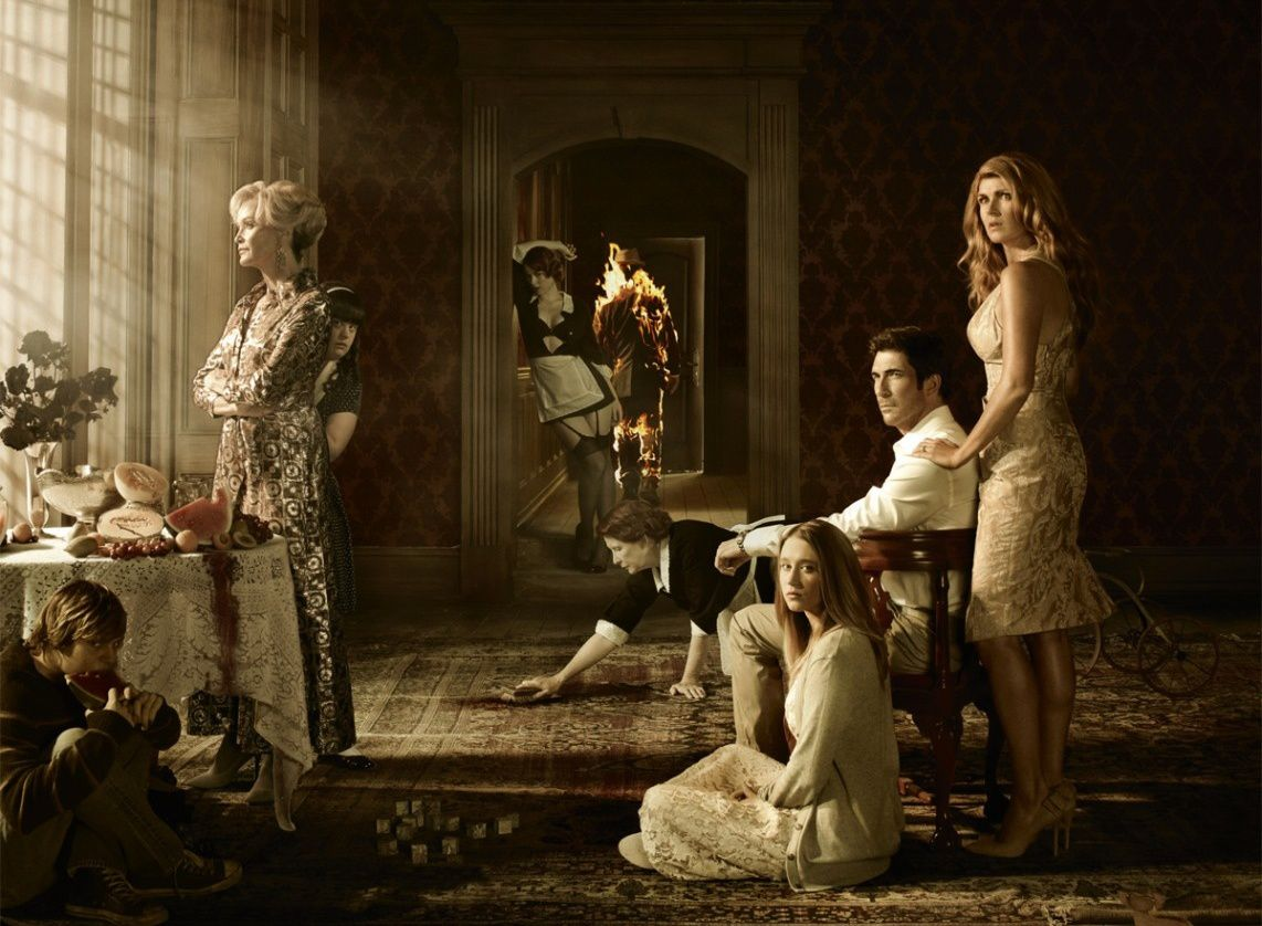 """American Horror Story"" Staffel 01 Review"