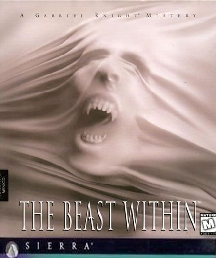 97eme Place - The Beast Within : A Gabriel Knight Mystery