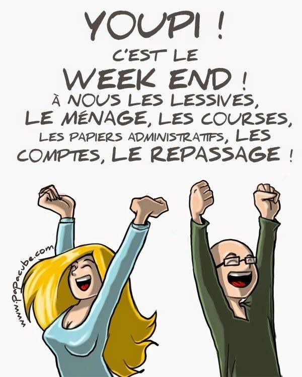 Le week end des parents