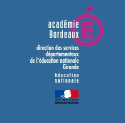 Direction des Services Départementaux de l' Education Nationale de Grionde (Inspection Académique)