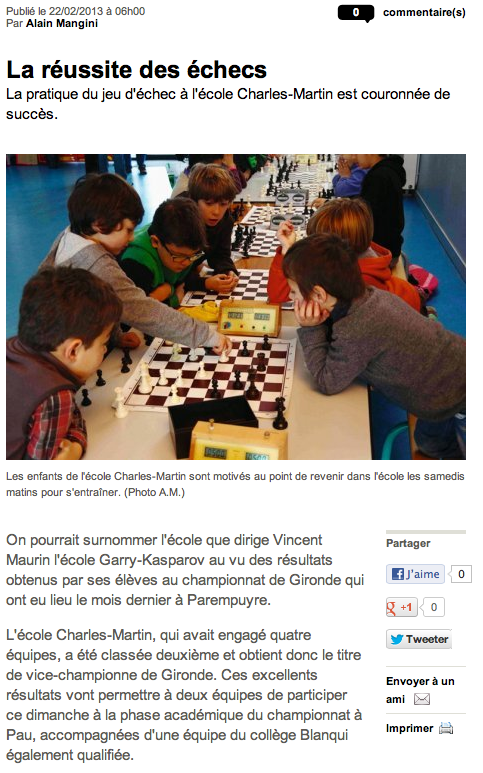 Journal Sud Ouest