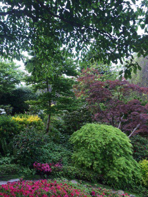 Promenade au jardin