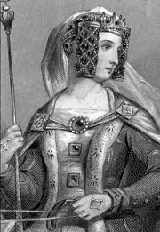 Philippa de Hainault (épouse d'Édouard III) | La dame de Knox : La tourmente