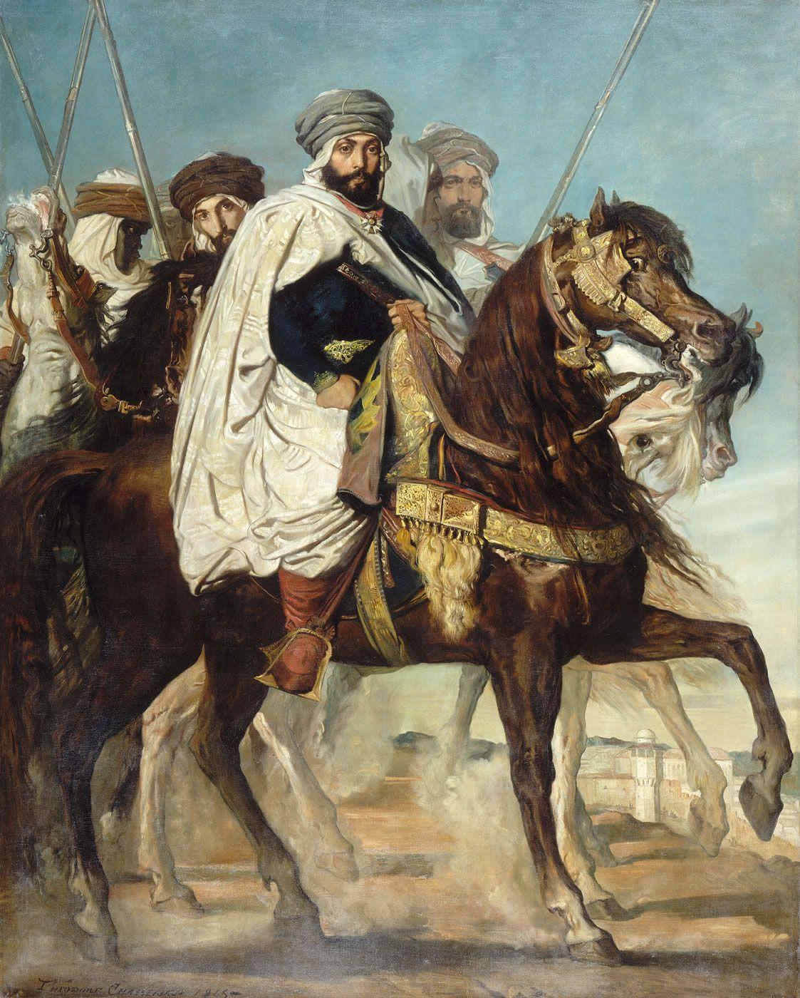 Joffrey de Knox - le cheikh Chahine. | La dame de Knox : L'insoumission