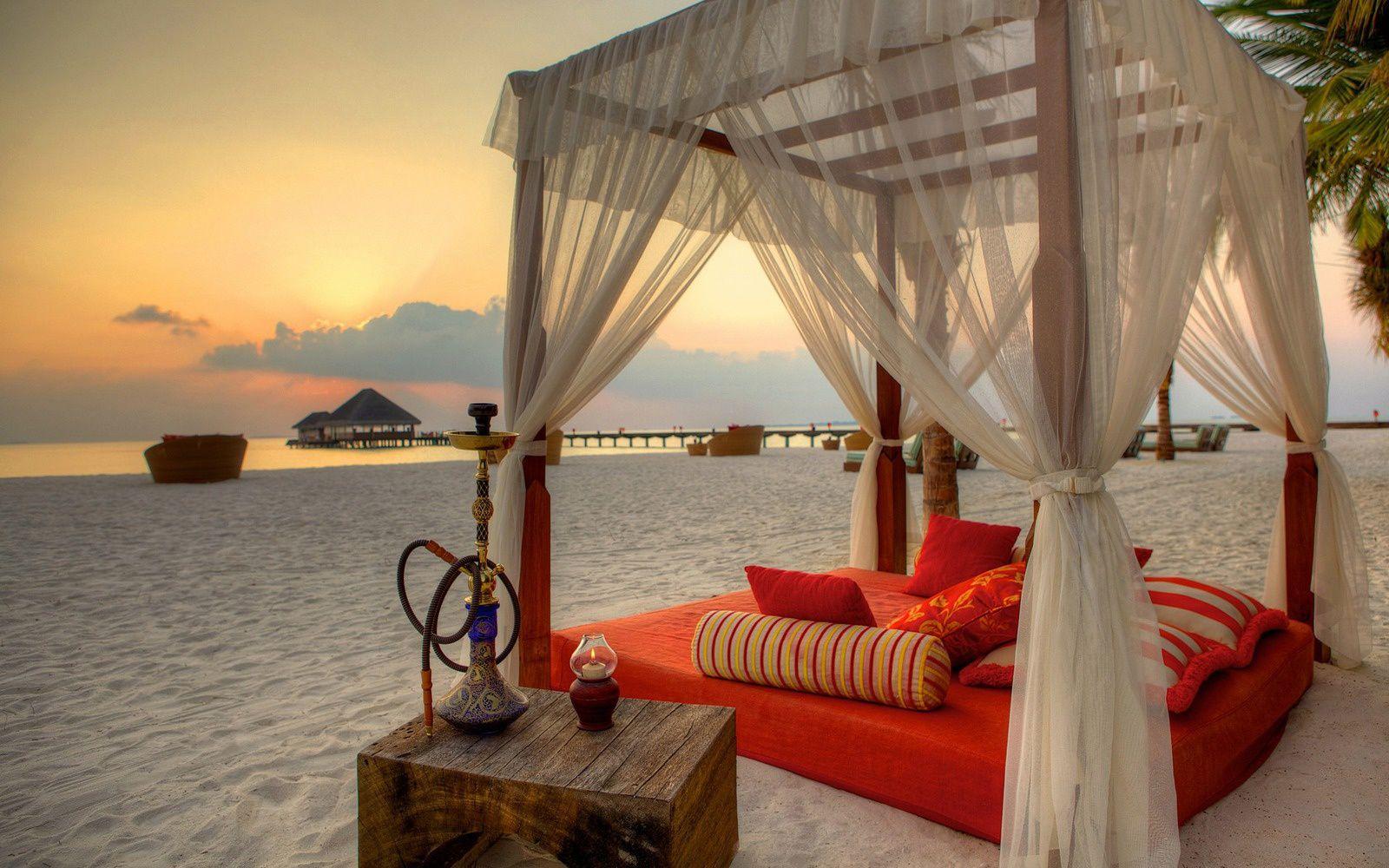 Villa d'Emma et Nathan aux Bahamas | Moment de plénitude pour Annabel...