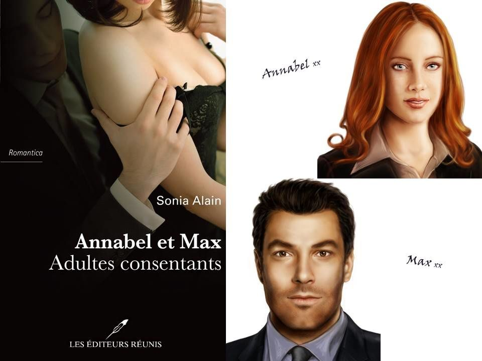 Annabel et Max, adultes consentants | Annabel & Max