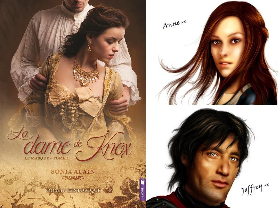 La dame de Knox | Anne & Joffrey