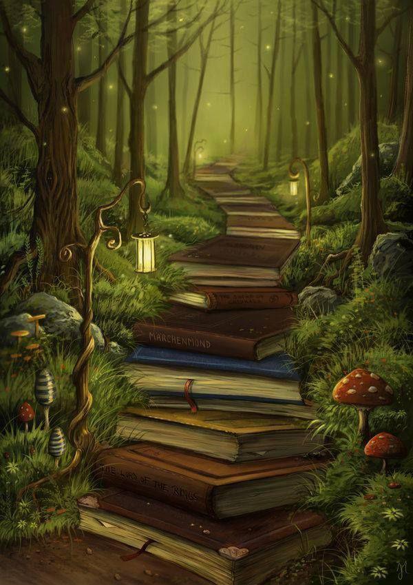Vers un monde imaginaire...
