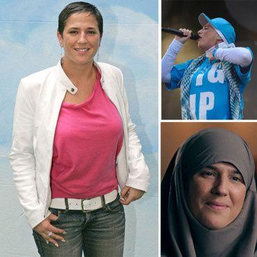 Diam's, d'une femme ultra libérée à une femme voilée reconvertie à l'Islam...