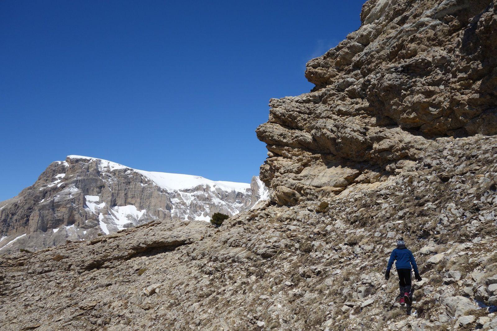 Spéléo glaciaire au Pic de Bure