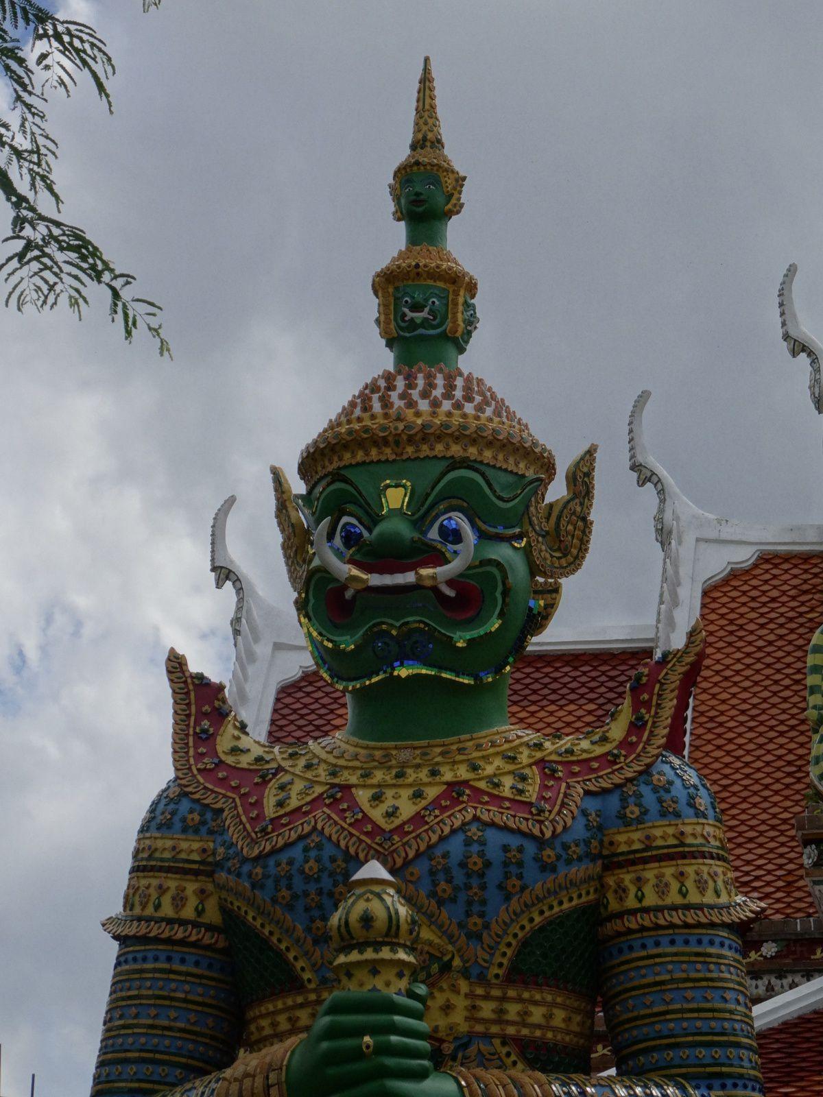 Tourisme à Bangkok
