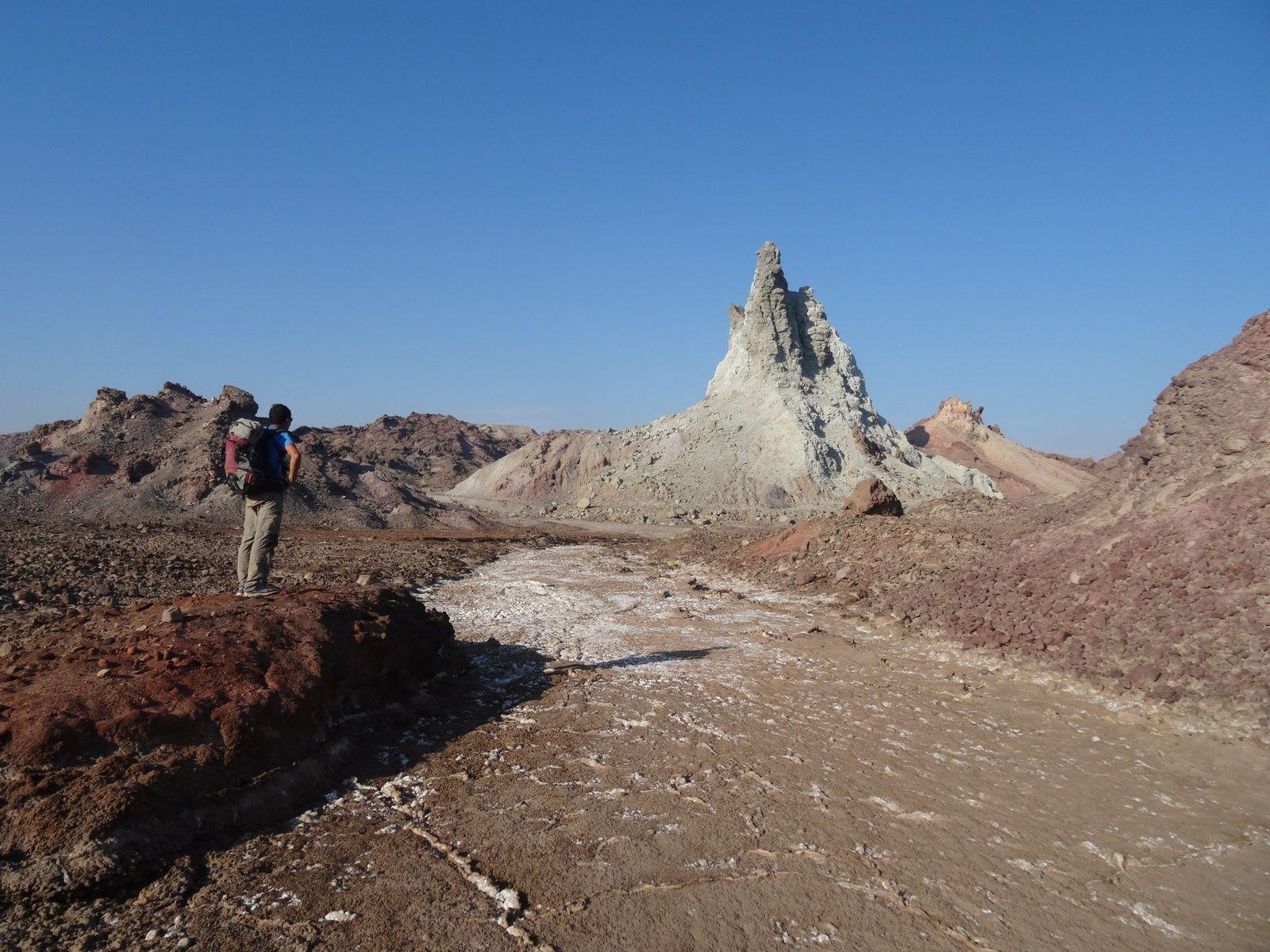 Islande ou Planète Mars dans le Golfe Persique ?