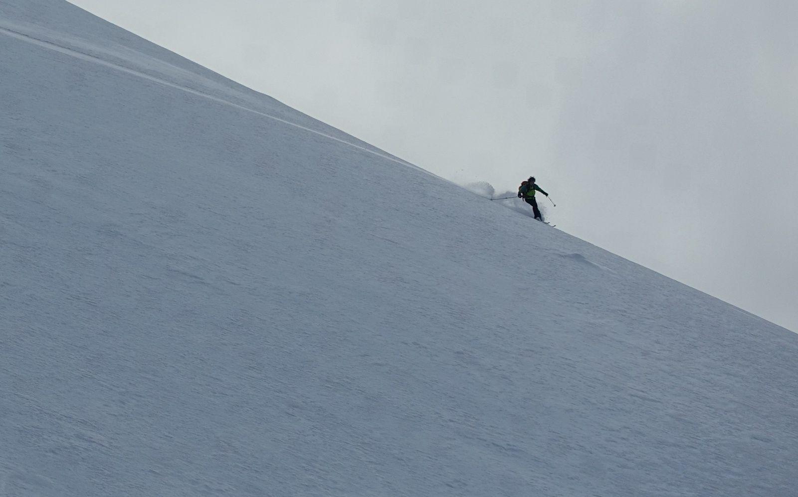 Ski dans le Bolkar