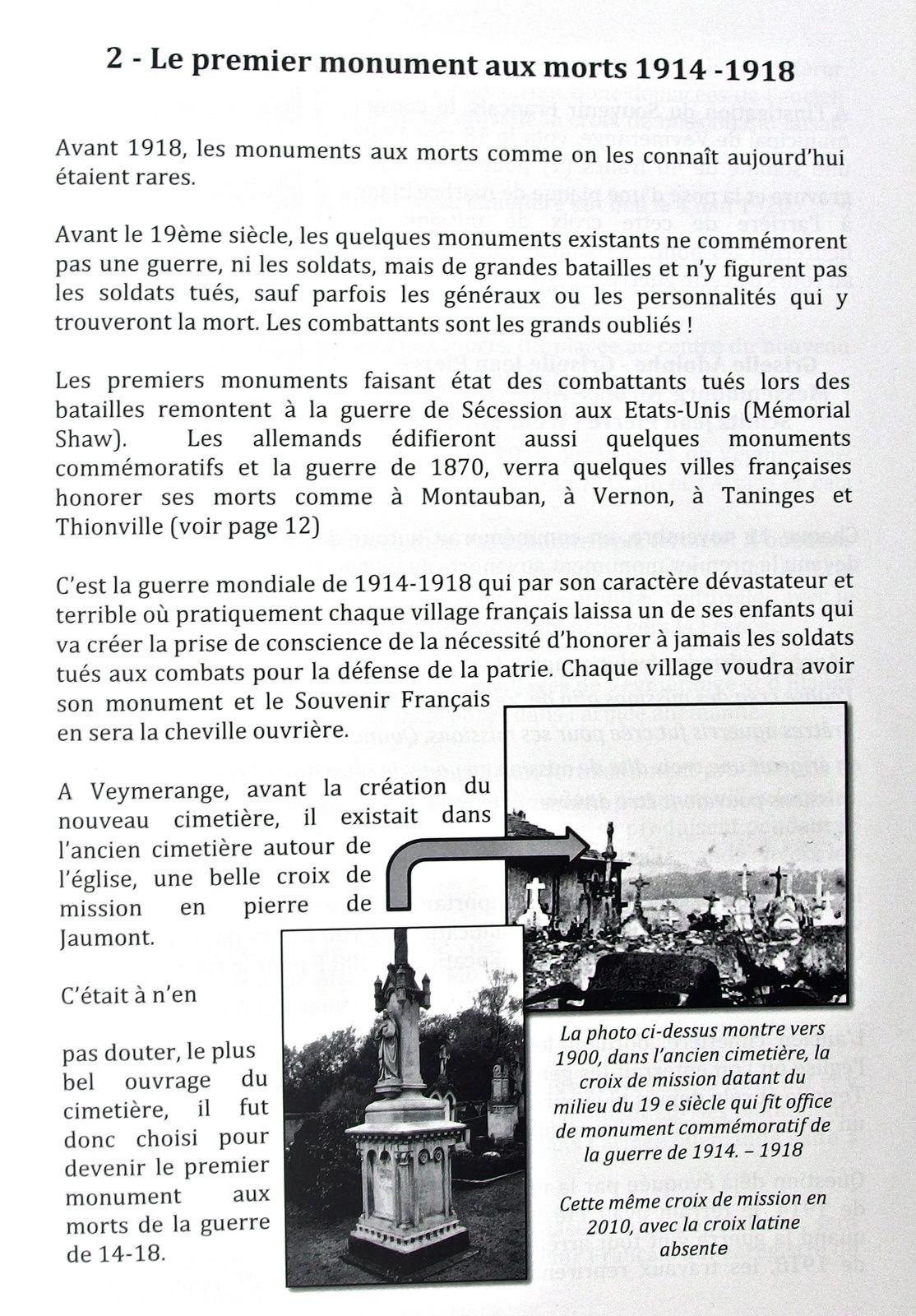 Thionville (Veymerange-Elange) Soldats et Monuments 14-18/39-40