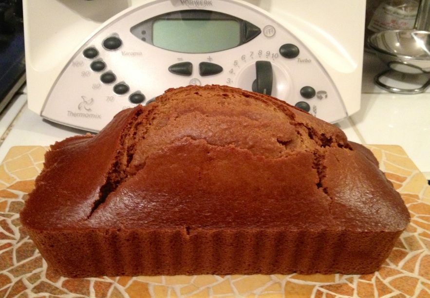 Pain d'épices au Thermomix