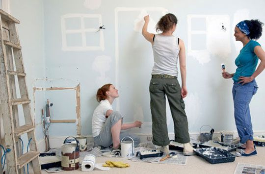 Tips For Making Your Home Improvement Project An Easier One