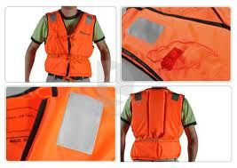Function Vest For the Protection and Security Operating Ourdoor
