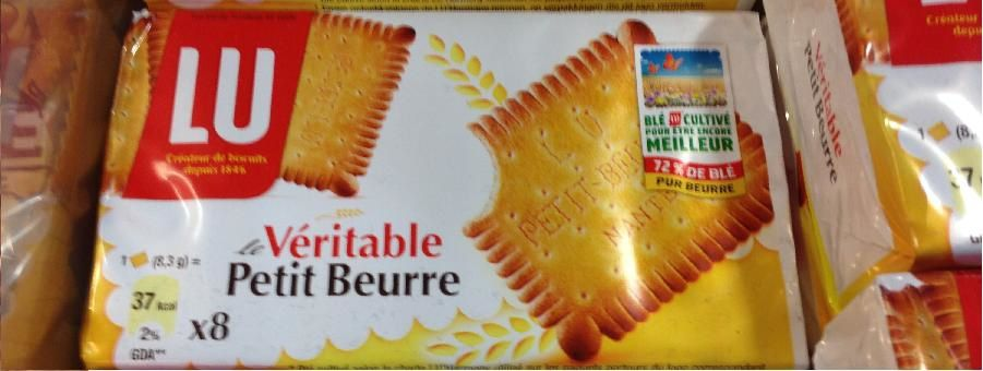 "Wikandoo : Les Biscuits ""Petits Beurre"""