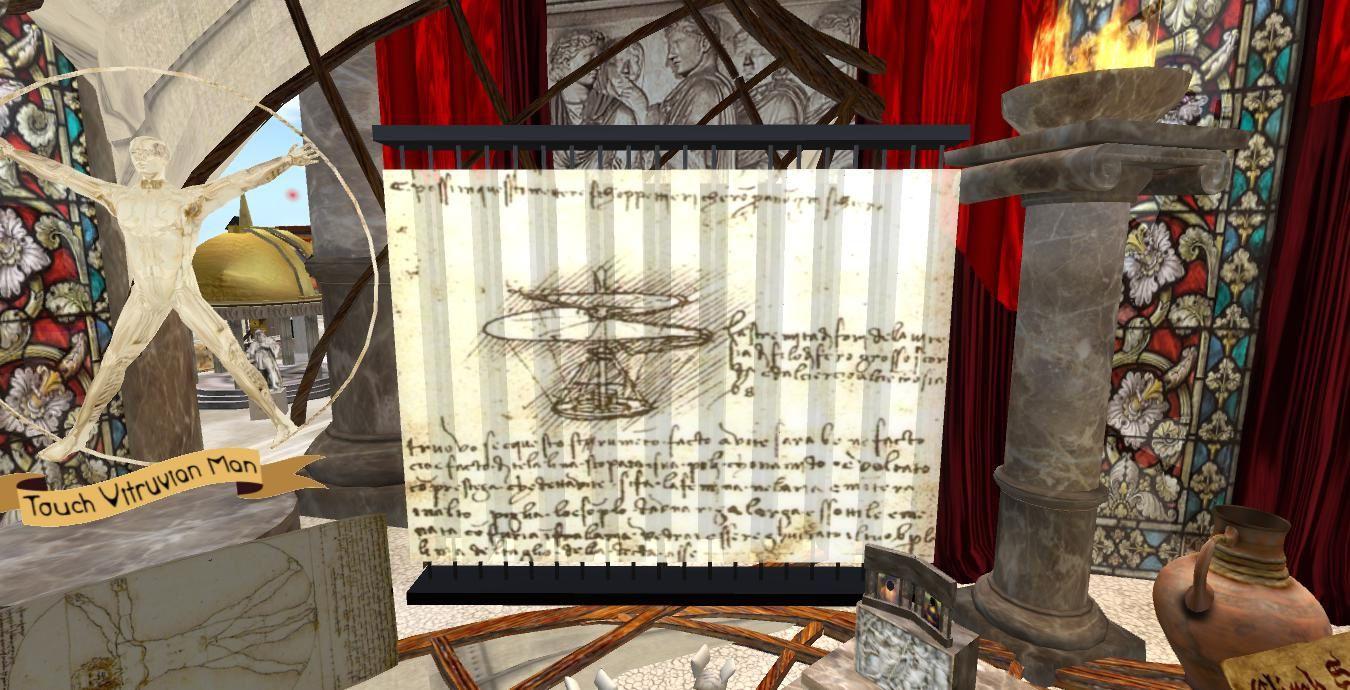 BURN2 Da Vinci's Workshop (30)