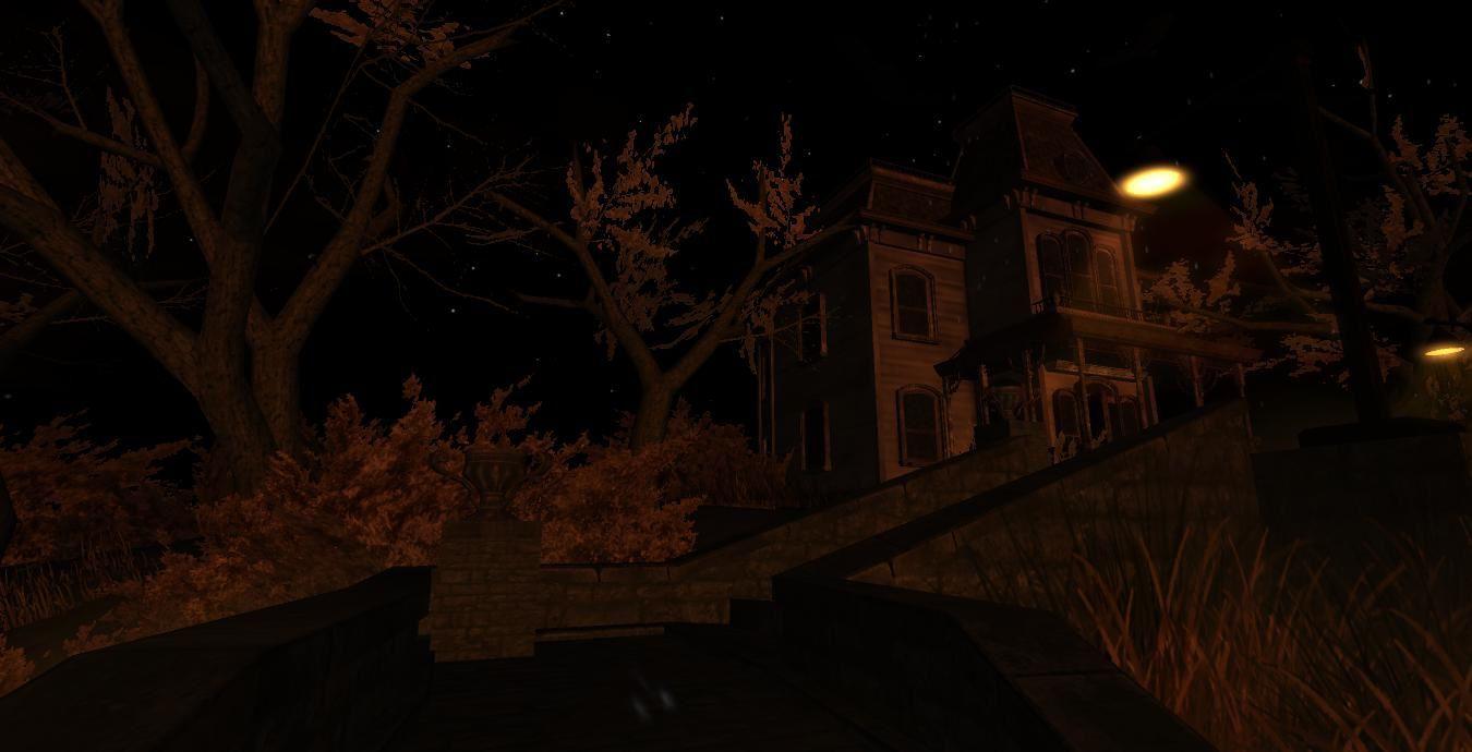 Halloween Tour : Une maison hantée (1)