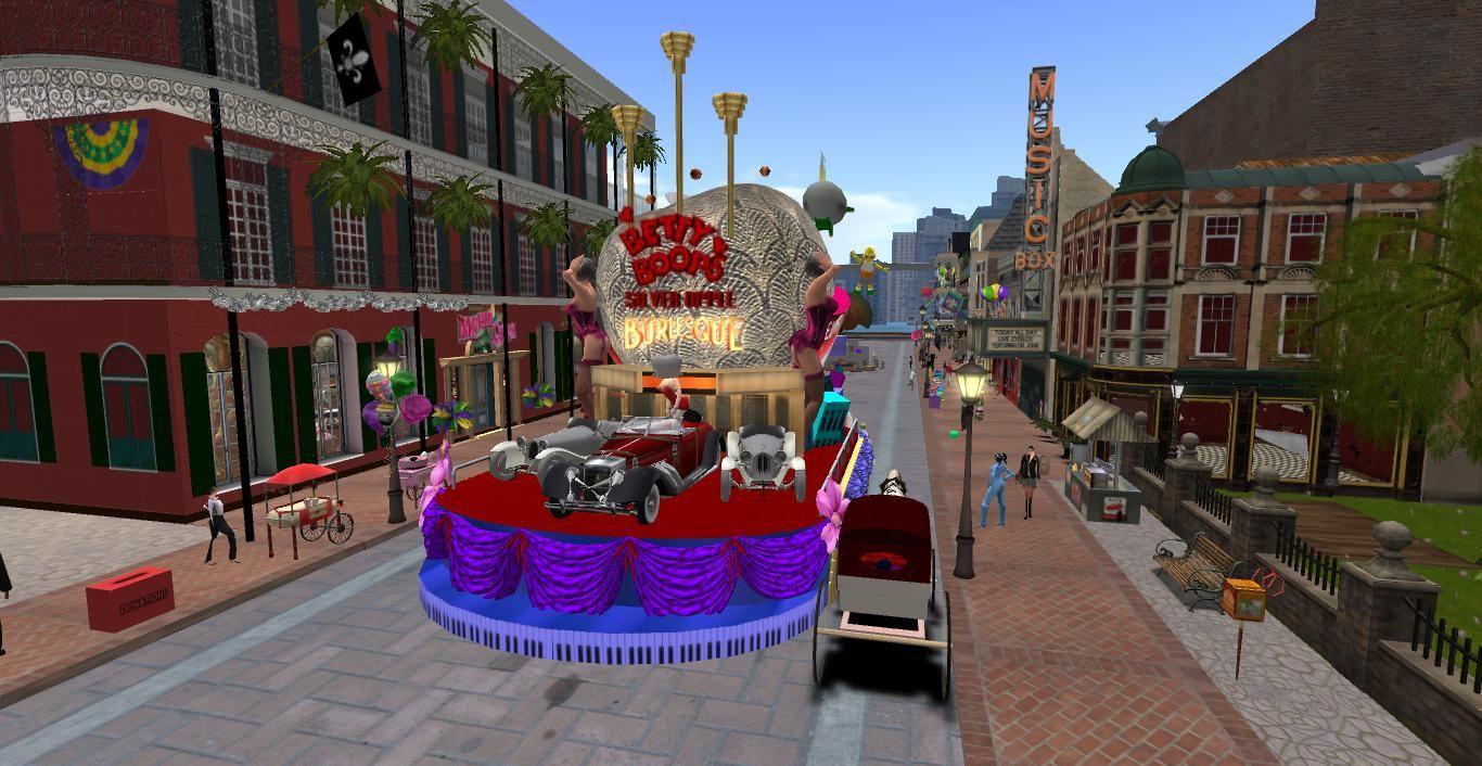 Je fête Mardi-Gras dans SecondLife (8)