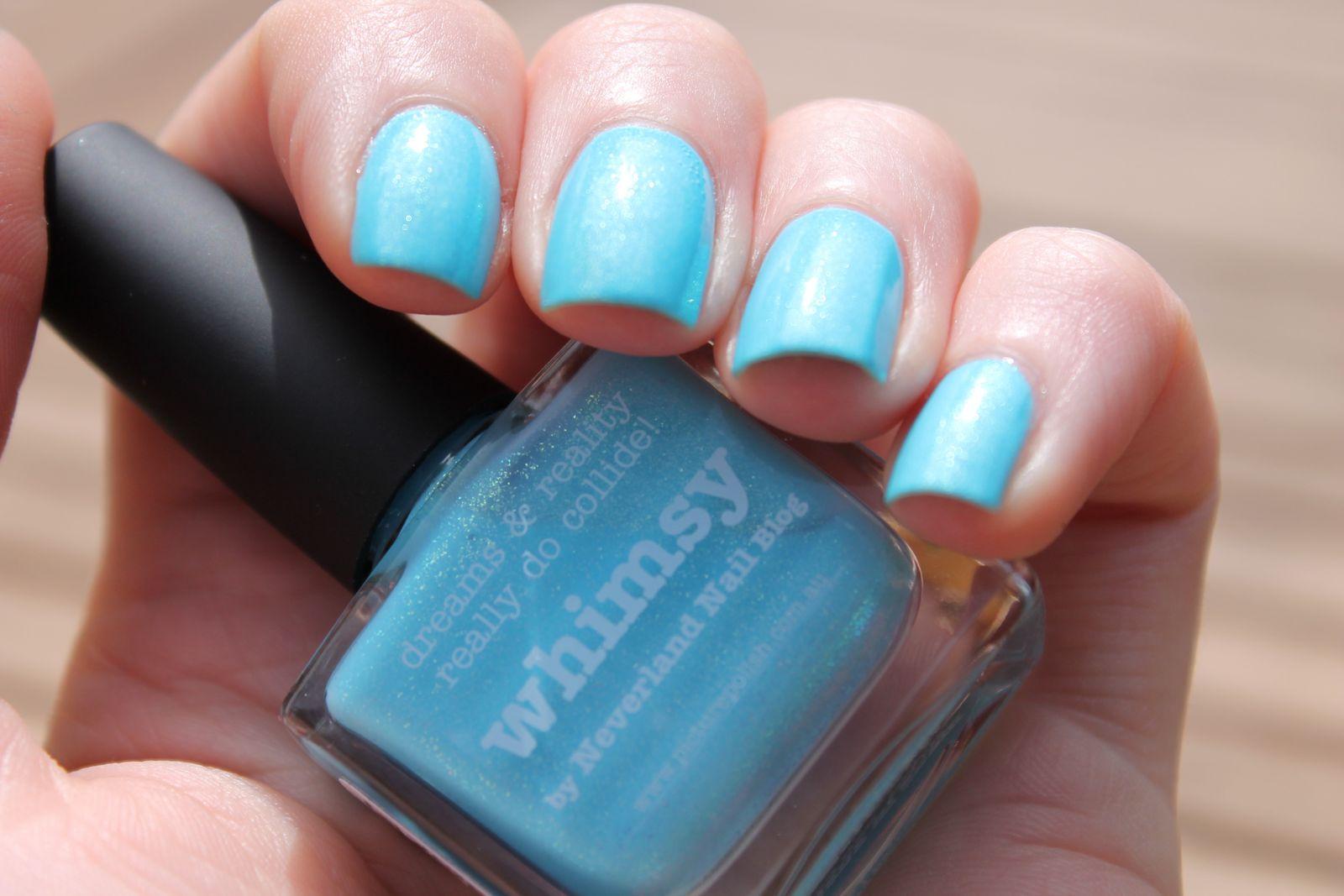 Du bleu toujours du bleu !