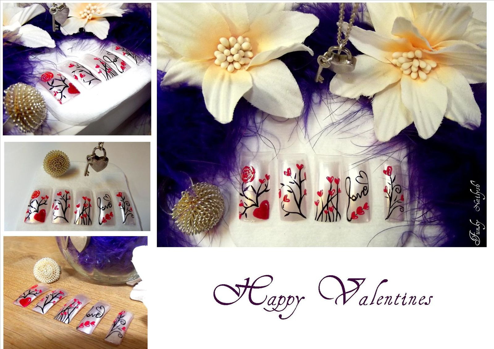 Essential Nails, valentine's competition