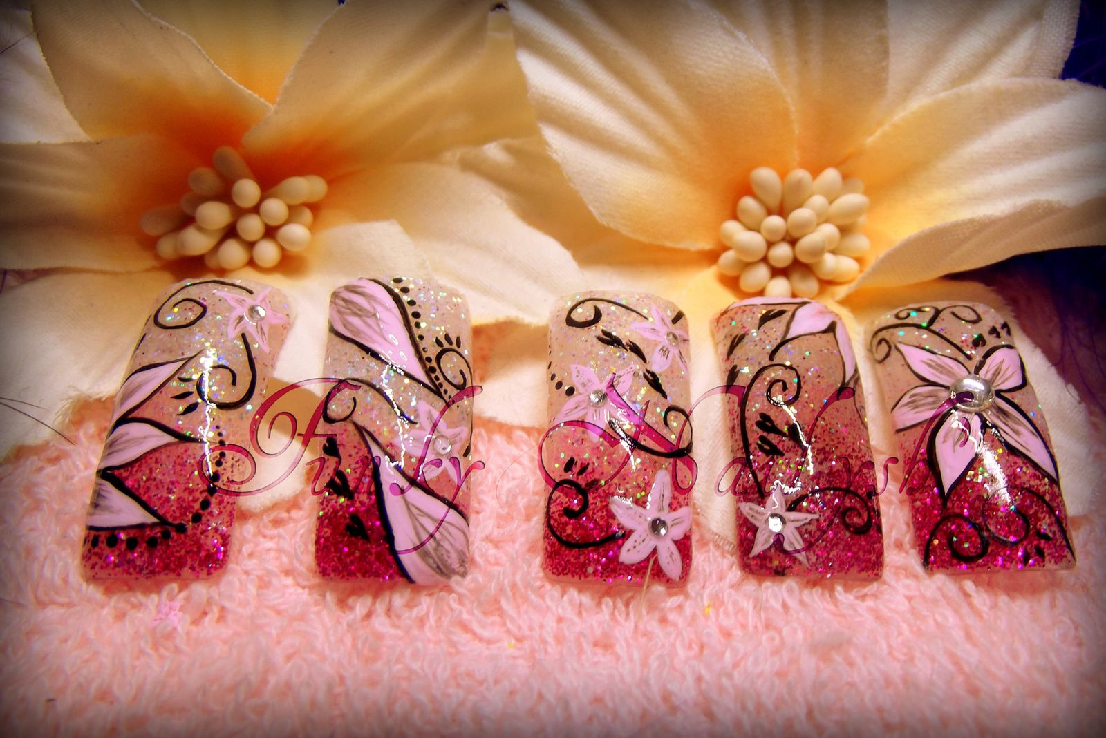 Concours Make Up Your Nails