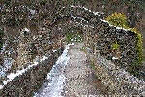 Montoulieu - Le pont du Diable