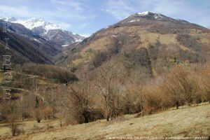 Cap de Bouirex vu du Cos (800m)