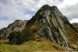 Pic de Balbonne vu du pic des Llauses (2208m)