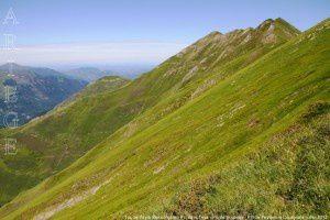 Tuc de Peyre Mensongère - Pic de la Tèse - Pic de Soubirou - Pic de Peyrenère