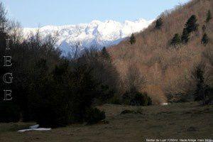 Sentier de Lujat (1250m)