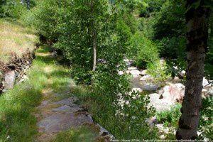 Sentier - Ourre (978m)