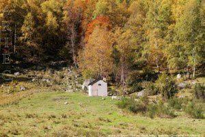 Cabane de Sauzet (1340m)
