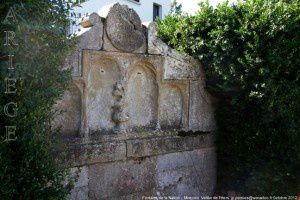 Fontaine de la Nation - Mirepoix