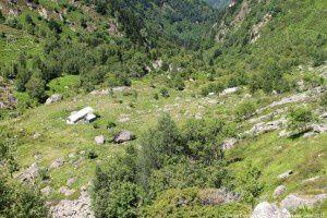 Jasse de Peyriguels (1600m)