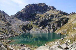 Etang de Mille Roques (2230m)