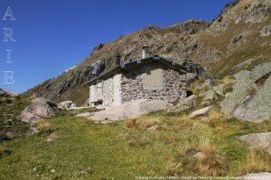 Cabane du Riutort (1830m)