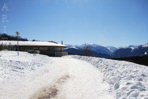 Station du Chioula (1450m)