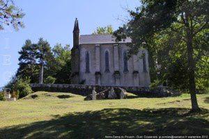 Notre-Dame du Pouech - Oust